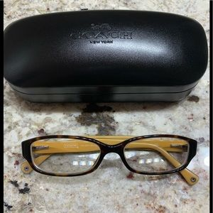 Used Coach Glasses.